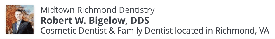 Dr. Robert Bigelow | Richmond, VA Cosmetic Dentist